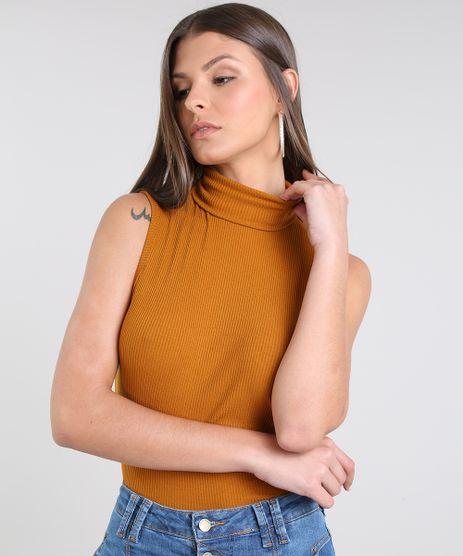 Regata-Feminina-Canelada-Basica-Gola-Role-Caramelo-9581690-Caramelo_1