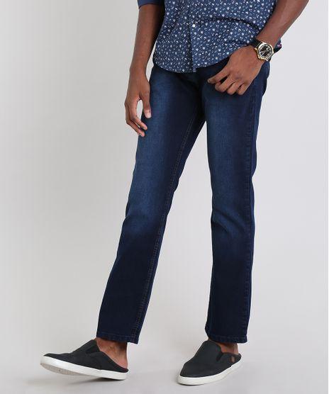 Calca-Jeans-Masculina-Reta-Azul-Escuro-9640157-Azul_Escuro_1