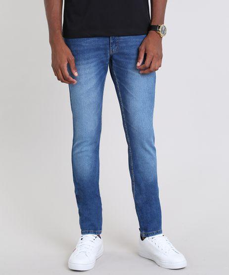 Calca-Jeans-Masculina-Reta-Azul-Medio-9531395-Azul_Medio_1