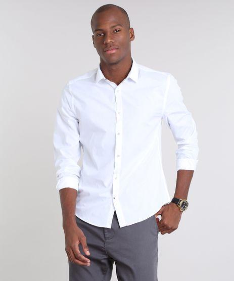 Camisa-Masculina-Slim-Basica-Manga-Longa-Branca-9521525-Branco_1