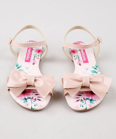 Sandalia-Infantil-Molekinha-em-Verniz-com-Laco-Rose-9668064-Rose_1