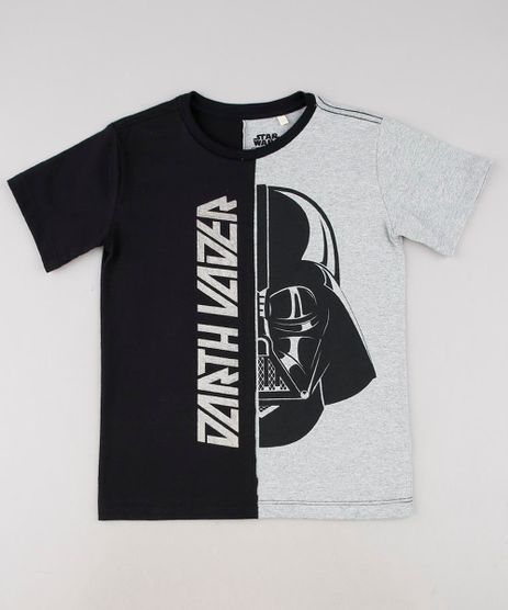 Camiseta-Infantil-Darth-Vader-Star-Wars-com-Recorte-Manga-Curta-Preta-9621625-Preto_1