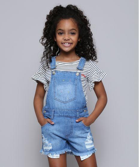 Jardineira-Jeans-Infantil-com-Bordado-e-Rasgos-Azul-Claro-9554911-Azul_Claro_1