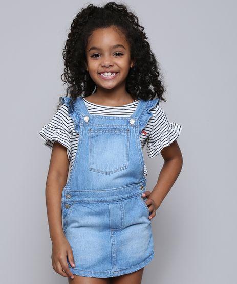 Jardineira-Short-Saia-Jeans-Infantil-com-Babado-Azul-Claro-9583280-Azul_Claro_1