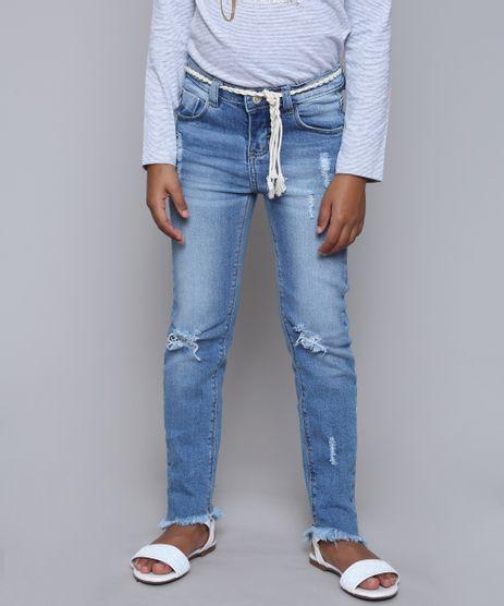 Calca-Jeans-com-Rasgos-e-Cinto-Azul-Medio-9486382-Azul_Medio_1