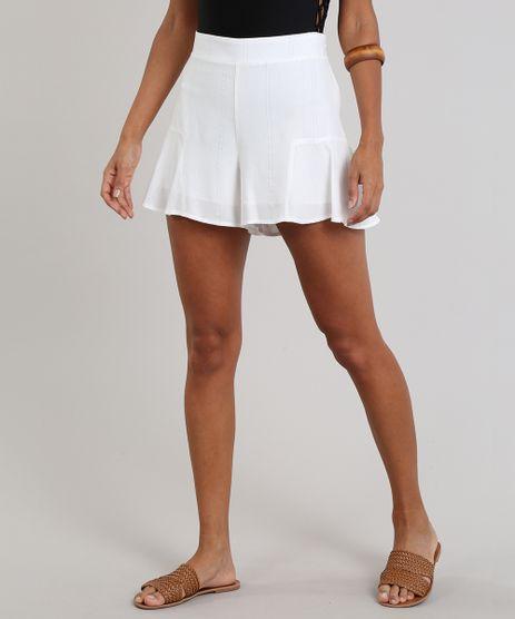 Short-Feminino-Amplo-com-Lurex--Off-White-9569823-Off_White_1