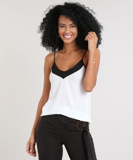 Regata-Feminina-Basica-Bicolor-Decote-V-Off-White-9540636-Off_White_1