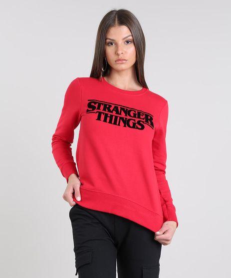 Blusao-Feminino-Stranger-Things-em-Moletom--Vermelho-9627774-Vermelho_1