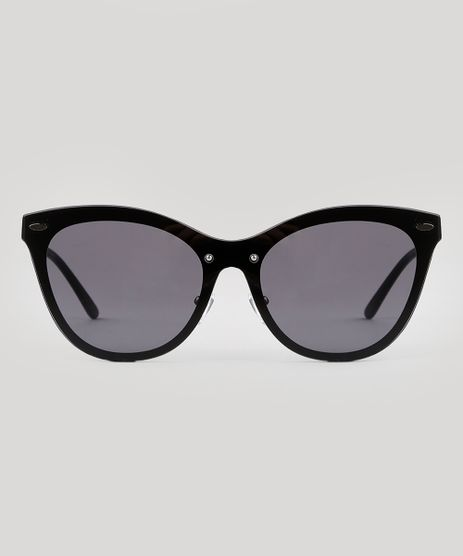 Oculos-de-Sol-Redondo-Feminino-Oneself-Grafite-9673021-Grafite_1