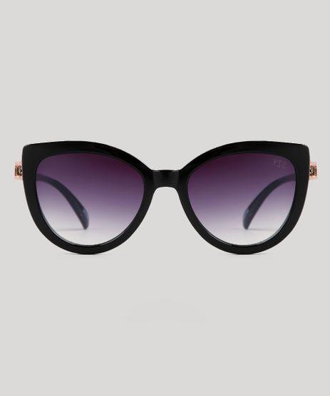 Oculos-de-Sol-Redondo-Feminino-Oneself-Preto-9672960-Preto_1