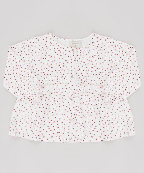 Vestido-Infantil-Estampado-de-Poa-com-Babado-Manga-Longa--Off-White-9623057-Off_White_1