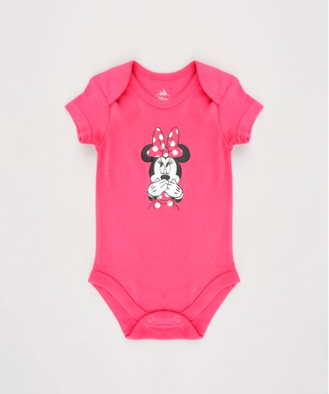 Body-Infantil-Minnie-Manga-Curta-Rosa-Escuro-9448764-Rosa_Escuro_1