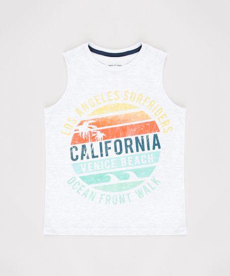 Regata-Infantil--California--Cinza-Mescla-Claro-9625480-Cinza_Mescla_Claro_1