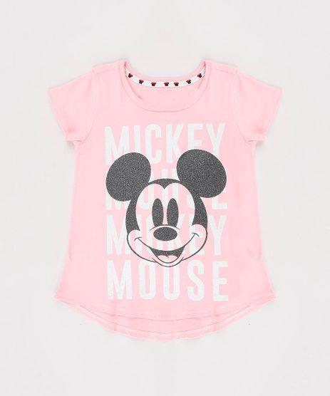 Blusa-Infantil-Mickey-Metalizado-Manga-Curta-Rosa-9610884-Rosa_1