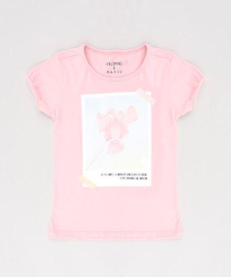 Blusa-Infantil-Foto-com-Coracao-Manga-Curta-Rosa-Claro-9610877-Rosa_Claro_1