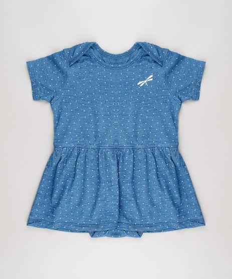 Body-Saia-Infantil-Estampado-de-Poa-Manga-Curta-Decote-Redondo-Azul-9205048-Azul_1
