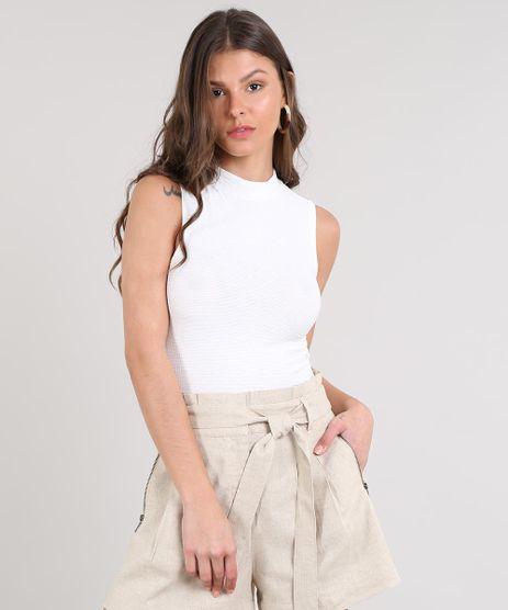 Regata-Feminina-Texturizada-Gola-Alta--Off-White-9425457-Off_White_1