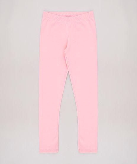 Calca-Legging-Infantil-Basica--Rosa-9614775-Rosa_1