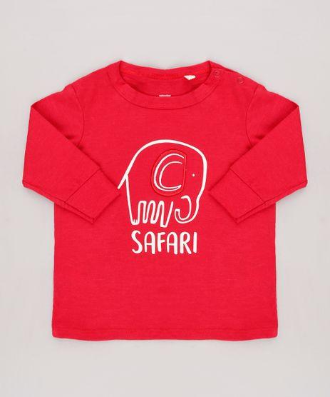 Blusa-Infantil-Flame-Interativa-Safari-Manga-Longa-Vermelha-9634281-Vermelho_1