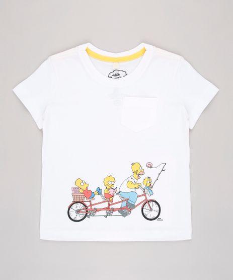 Camiseta-Infantil-os-Simpson-Manga-Curta--Off-White-9648951-Off_White_1