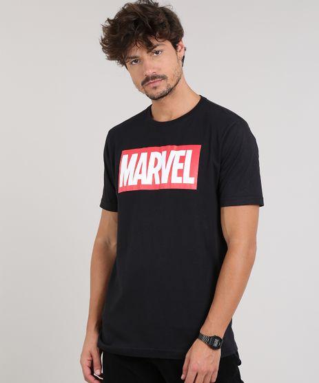 Camiseta-Masculina-Marvel-Manga-Curta-Gola-Careca-Preta-9591405-Preto_1