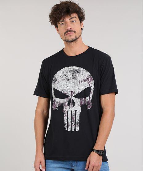 Camiseta-Masculina-Justiceiro-Manga-Curta-Gola-Careca-Preta-9627519-Preto_1