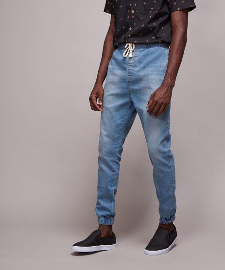 Calca-Jeans-Masculina-Jogger-Skinny-Azul-Claro-9672559-Azul_Claro_1