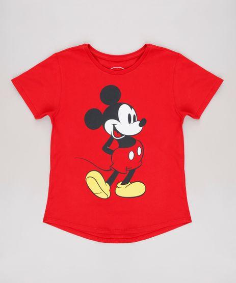 Blusa-Infantil-Mickey-Manga-Curta-Vermelho-9635648-Vermelho_1
