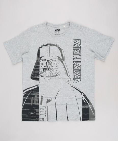 Camiseta-Infantil-Darth-Vader-Manga-Curta-Cinza-Mescla-9621626-Cinza_Mescla_1