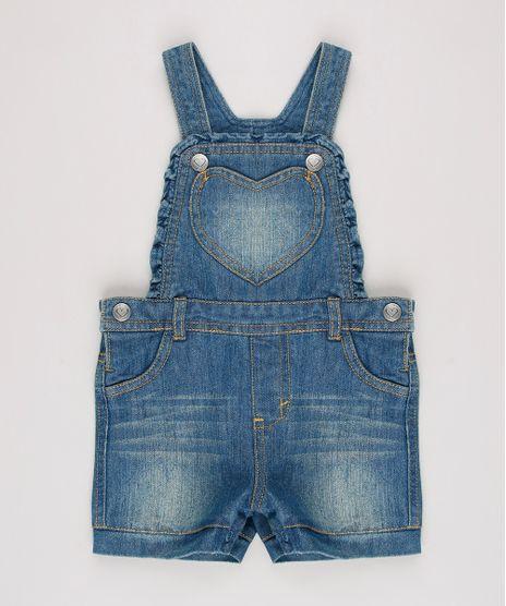 Jardineira-Jeans-Infantil-Com-Bolso-Azul-Medio-9201525-Azul_Medio_1