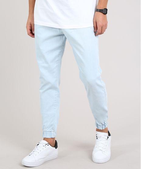Calca-Jeans-Masculina-Jogger-Skinny-Azul-Claro-9619706-Azul_Claro_1
