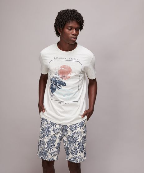 Camiseta-Masculina--Botanical-Breeze--Manga-Curta-Gola-Careca-Off-White-9603079-Off_White_1