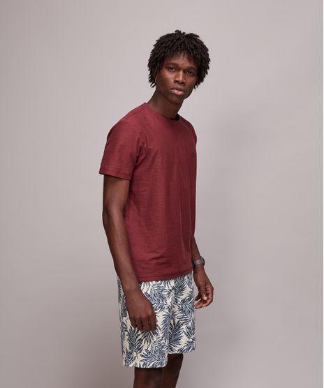 Camiseta-Masculina-Basica-Flame-Manga-Curta-Gola-Careca-Vinho-9619163-Vinho_1