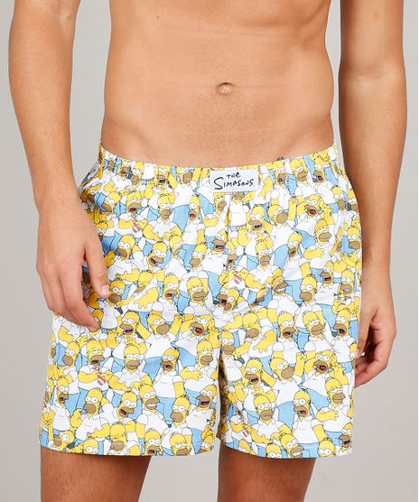 8d4533852f2a39 Moda Masculina Os Simpsons – ceacollections