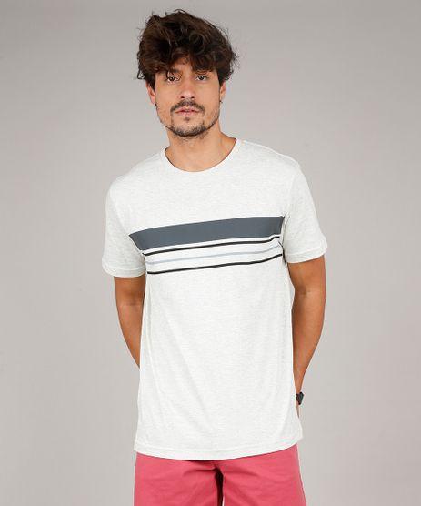 Camiseta-Masculina-com-Listras-Manga-Curta-Gola-Careca-Cinza-Mescla-Claro-9596751-Cinza_Mescla_Claro_1