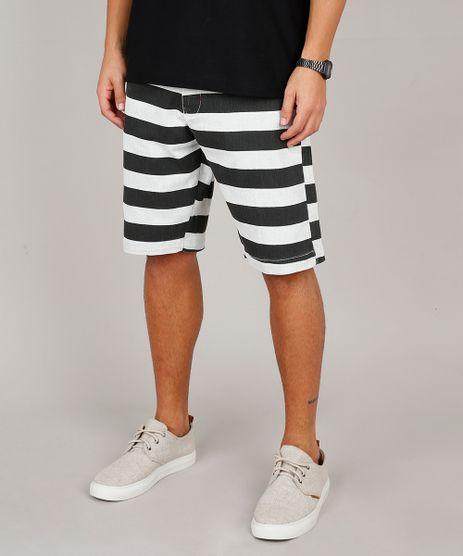 Bermuda-Masculina-Slim-Listrada-com-Bolsos-Off-White-9595436-Off_White_1