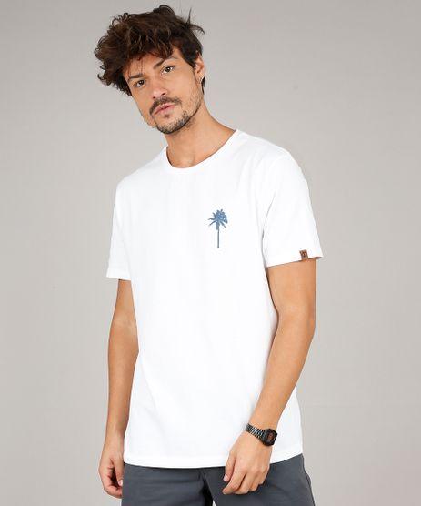 Camiseta-Masculina-Coqueiros-Manga-Curta-Gola-Careca-Off-White-9622272-Off_White_1