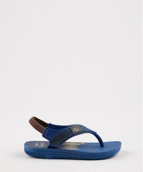 Chinelo-Infantil-Cartago-com-Elastico-Azul-Marinho-9666246-Azul_Marinho_1