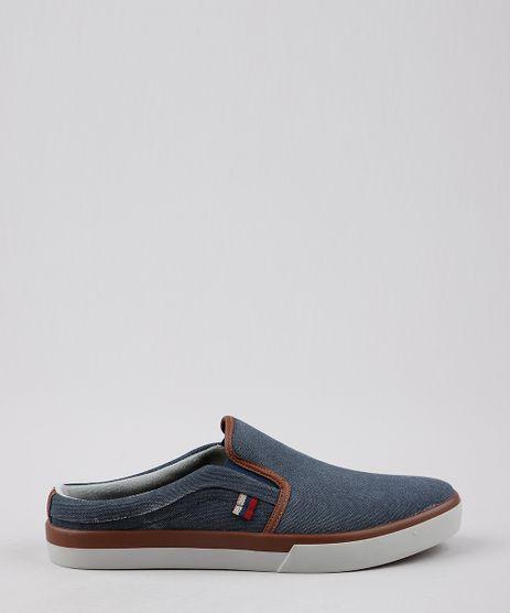 Tenis-Jeans-Mule-Masculino-Oneself-Slip-On-Azul-Escuro-9668428-Azul_Escuro_1