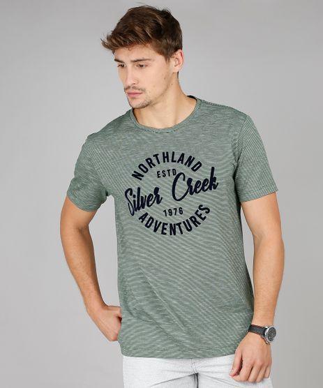 Camiseta-Masculina-Comfort-Fit--Silver-Creek--Manga-Curta-Gola-Careca-Verde-9612099-Verde_1