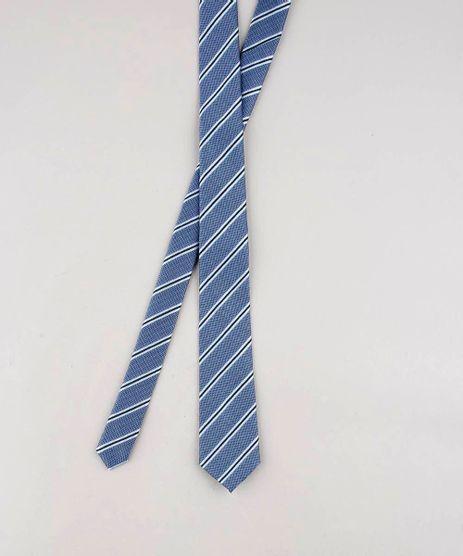 Gravata-Masculina-Listrada-em-Jacquard-Azul-8891378-Azul_1_1