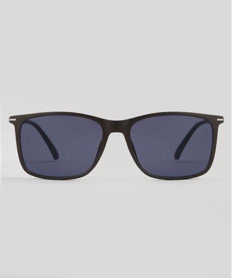 Oculos-de-Sol-Quadrado-Masculino-Oneself-Grafite-9671626-Grafite_1