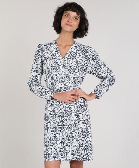Vestido-Feminino-Mindset-Curto-Envelope-Estampado-Floral-Manga-Longa-Azul-Marinho-9690436-Azul_Marinho_1