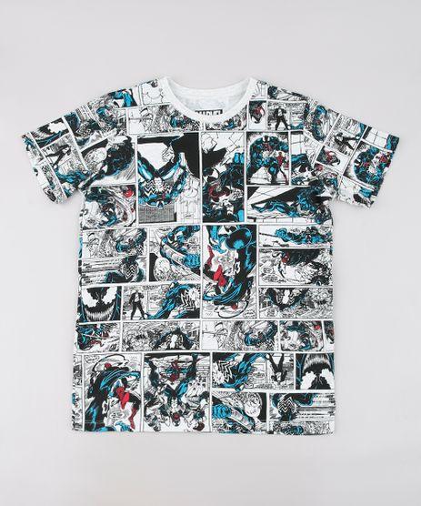 Camiseta-Infantil-Venom-Estampada-Manga-Curta-Cinza-Mescla-Claro-9629767-Cinza_Mescla_Claro_1