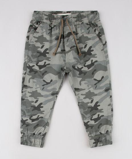 Calca-de-Sarja-Infantil-Jogger-Estampada-Camuflada-Verde-Militar-9632464-Verde_Militar_1