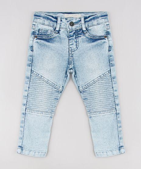 Calca-Jeans-infantil-com-Recorte-e-Bolsos--Azul-Claro-9635845-Azul_Claro_1