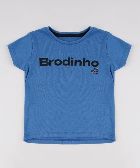Camiseta-Infantil-Tal-Pai-Tal-Filho--Brodinho--Manga-Curta-Azul-9649023-Azul_1