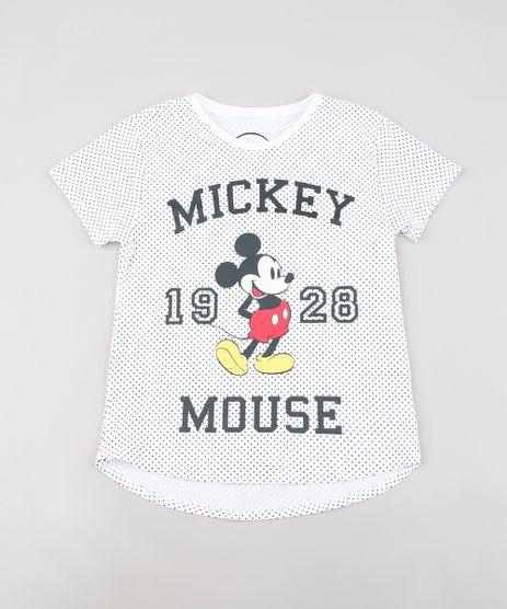 Blusa-Infantil-Mickey-Estampada-Poa-Manga-Curta--Branca-9635659-Branco_1