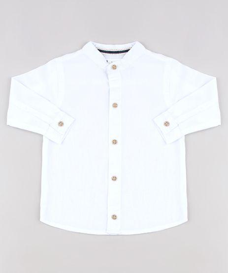 Camisa-Infantil-Manga-Longa-Gola-Padre-Off-White-9612849-Off_White_1