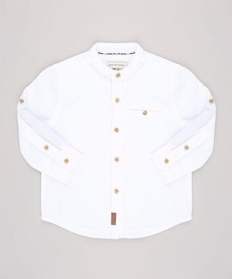 Camisa-Infantil-Texturizada-Gola-Padre-Manga-Longa-Branca-Off-White-9189163-Off_White_1